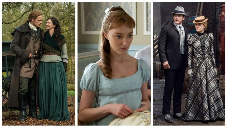 7 séries d'époque à dévorer sur Netflix